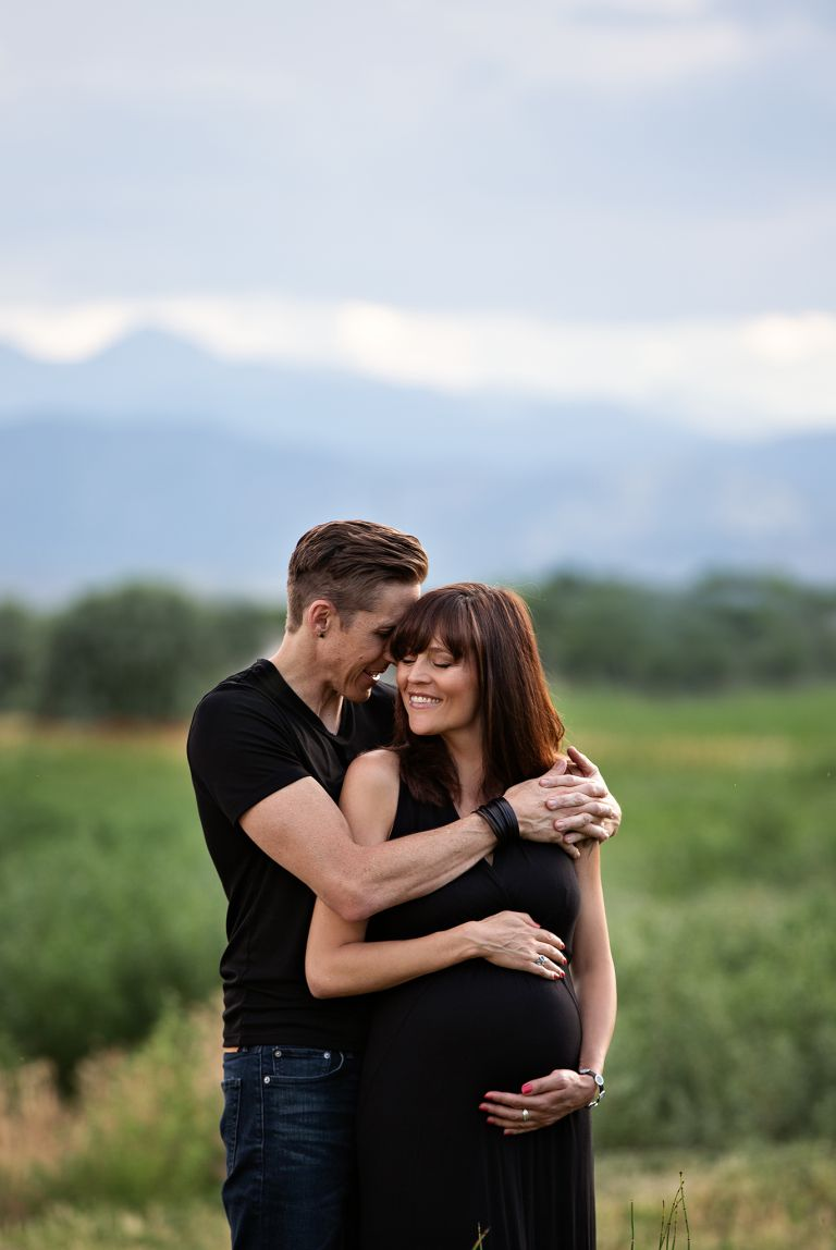 maternity photos loveland