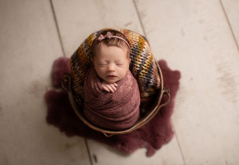 boulder newborn photoshoot